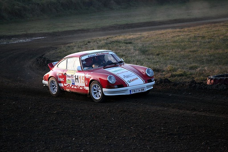 Porsche 911 Dirttrack