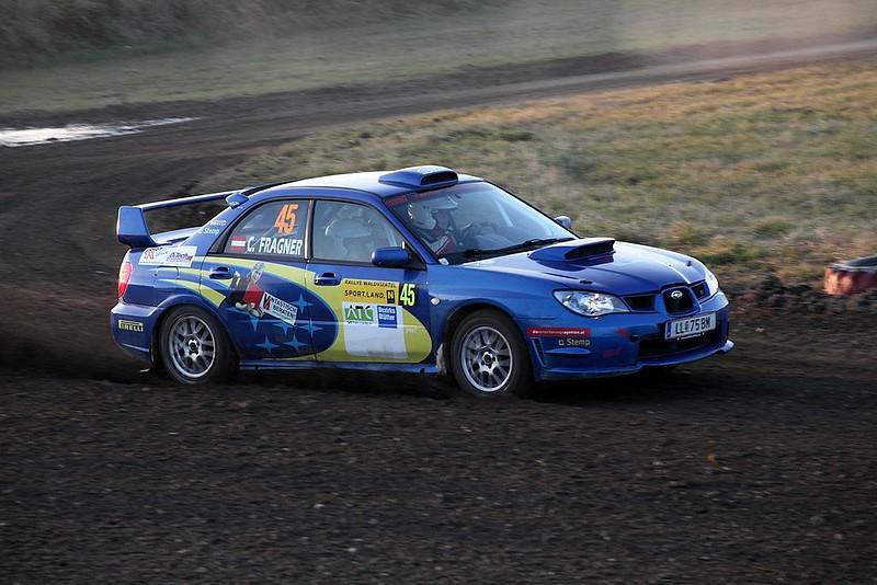 Subaru Impreza Dirttrack