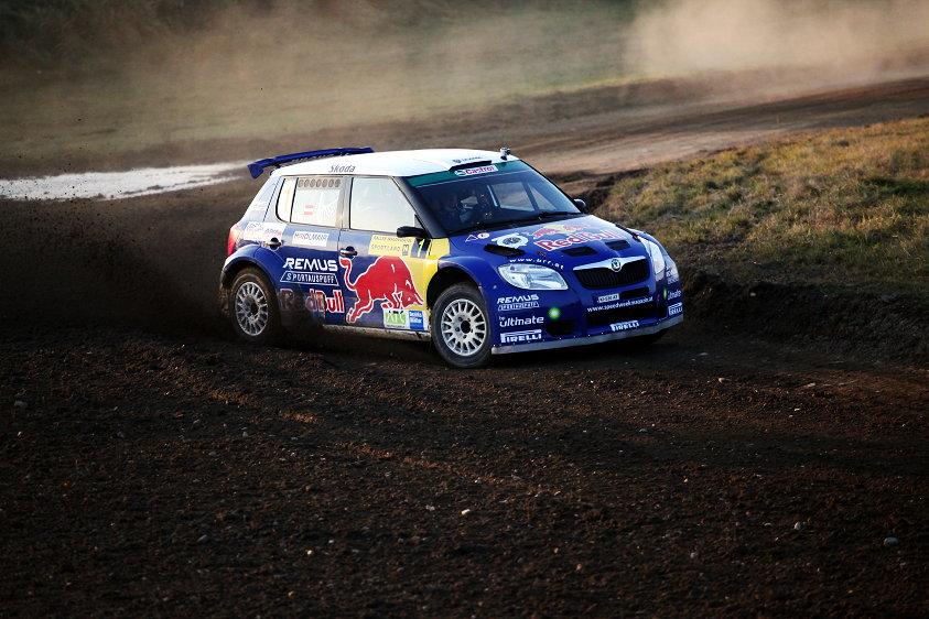 Skoda Fabia Rallye
